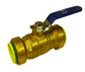 Push to Fit Ball Valve